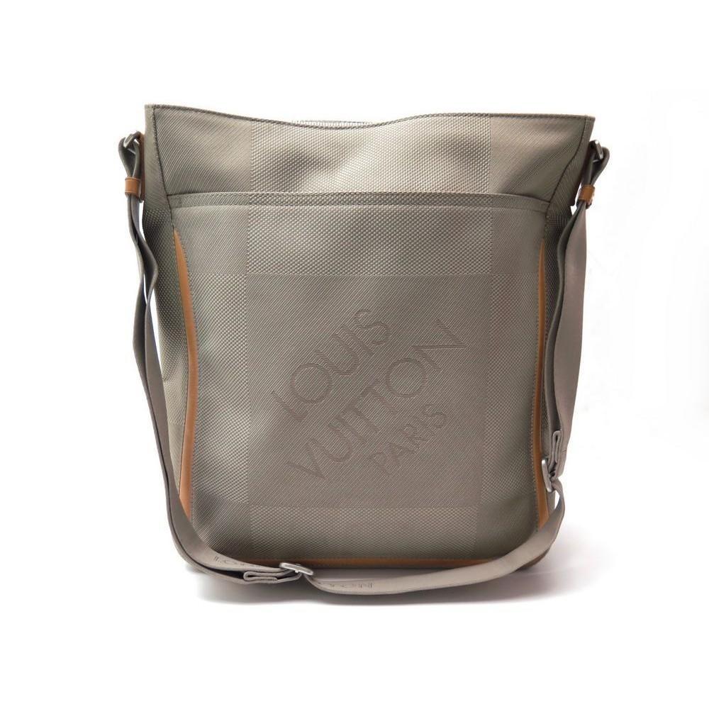 b4c83dbbac Offres moins chères sac louis vuitton damier gris habillées en coton gris  Vente en ligne .