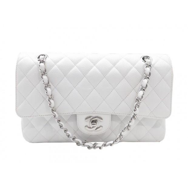f69ae02709 sac a main chanel blanc - 💕 Sacs à main en folies