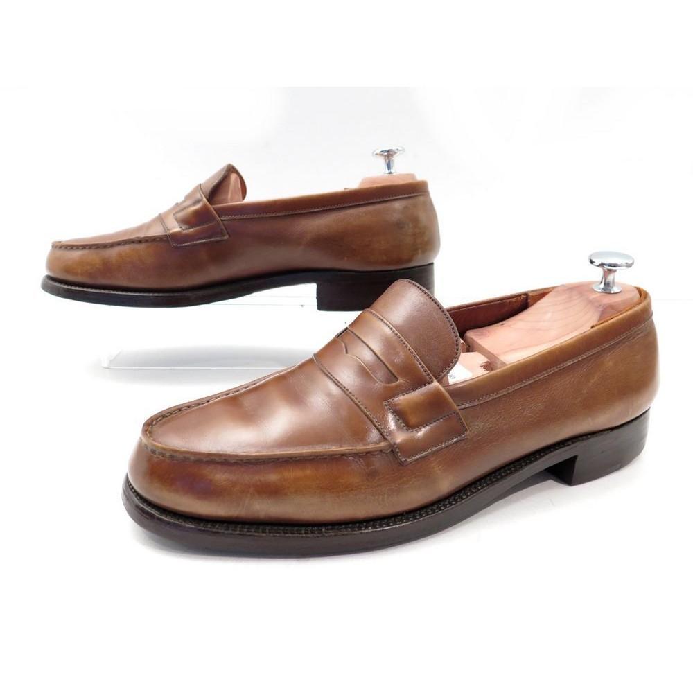 Weston Lights Jm 41 Cuir 4htxto Marron Lacets Chaussures À qfn7vv