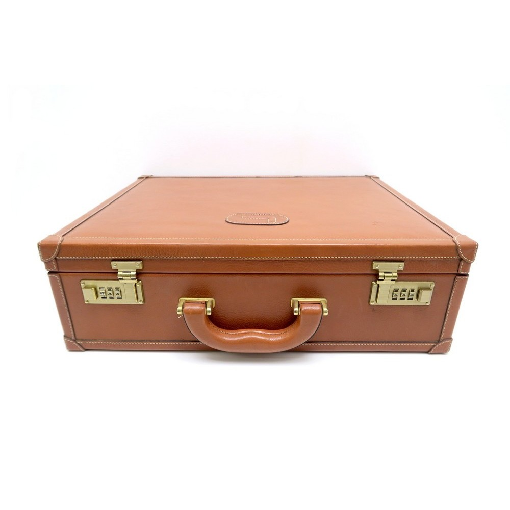 porte documents lancel mallette attache case. Black Bedroom Furniture Sets. Home Design Ideas