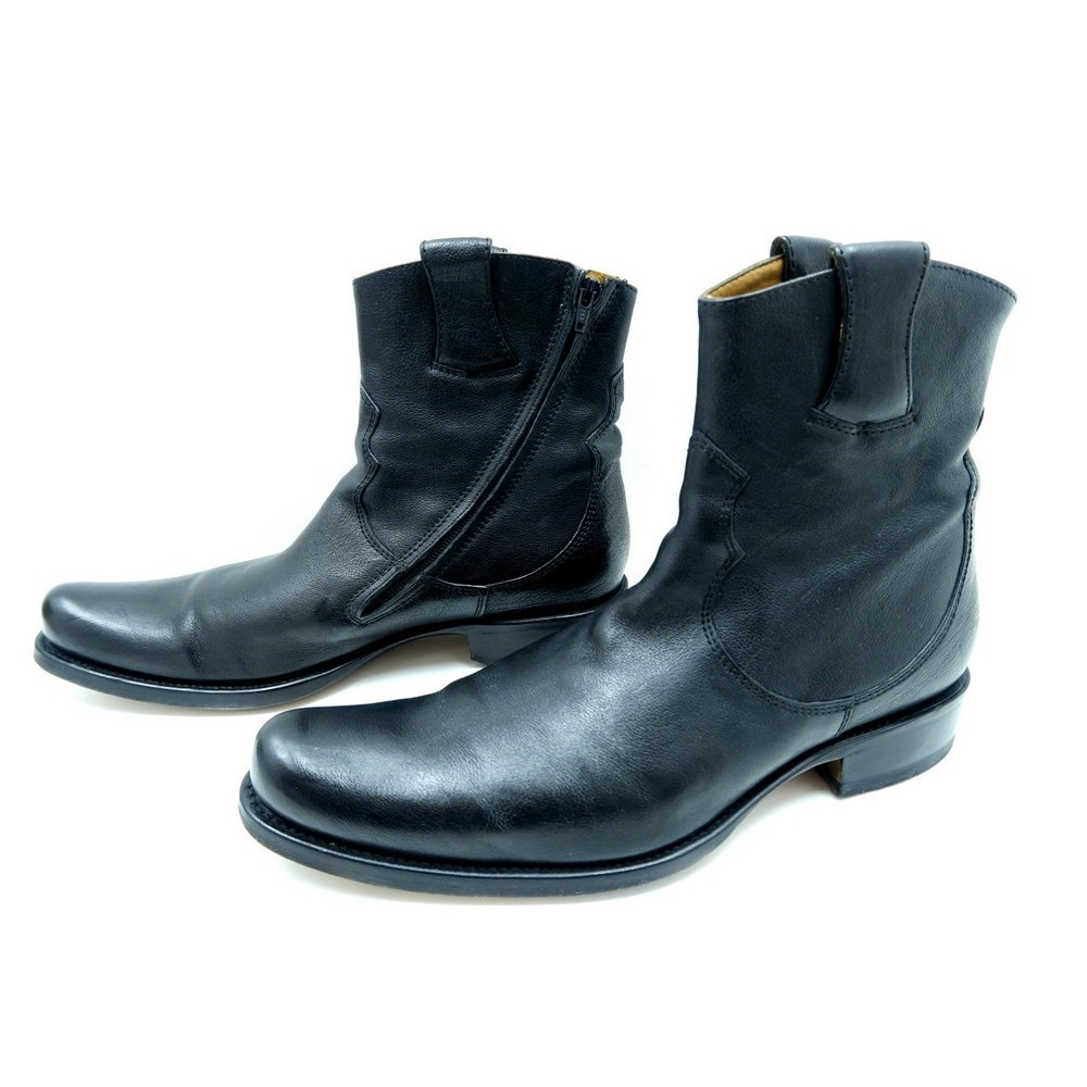 chaussures bottines santiags jean baptiste rautureau. Black Bedroom Furniture Sets. Home Design Ideas