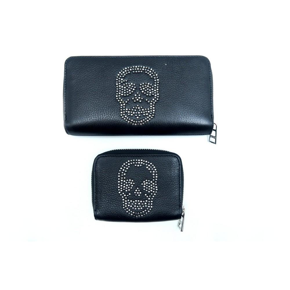 Portefeuille zadig voltaire skull porte monnaie - Portefeuille porte monnaie ...