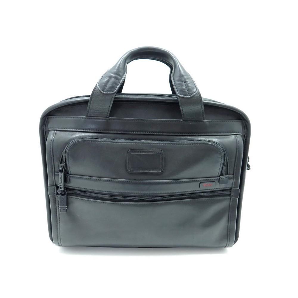 sac a main tumi sacoche range porte documents pc en. Black Bedroom Furniture Sets. Home Design Ideas