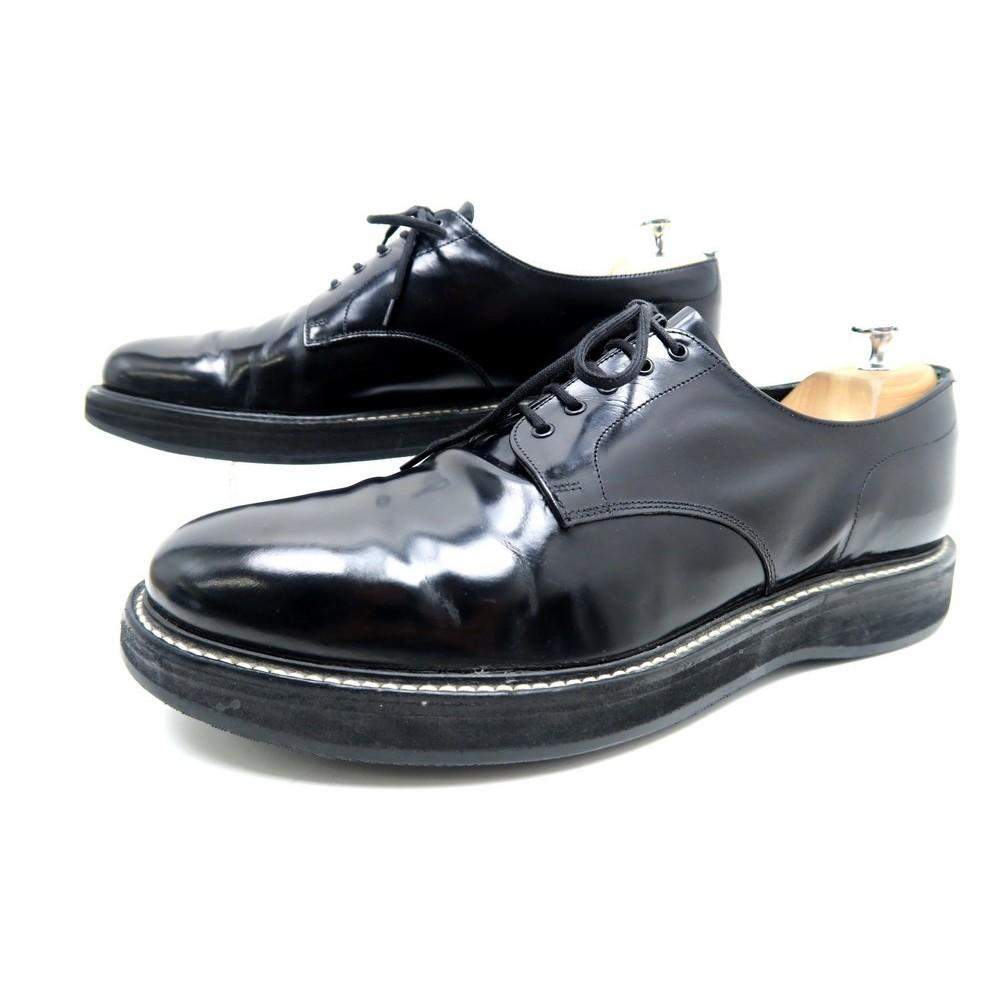 Stradford Chaussure Richelieu Noir En Cuir De Veau Noir - Pointure - 43 à vendre Livraison gratuite recommander remise d'expédition authentique réduction 2015 vraiment xweLJWVj