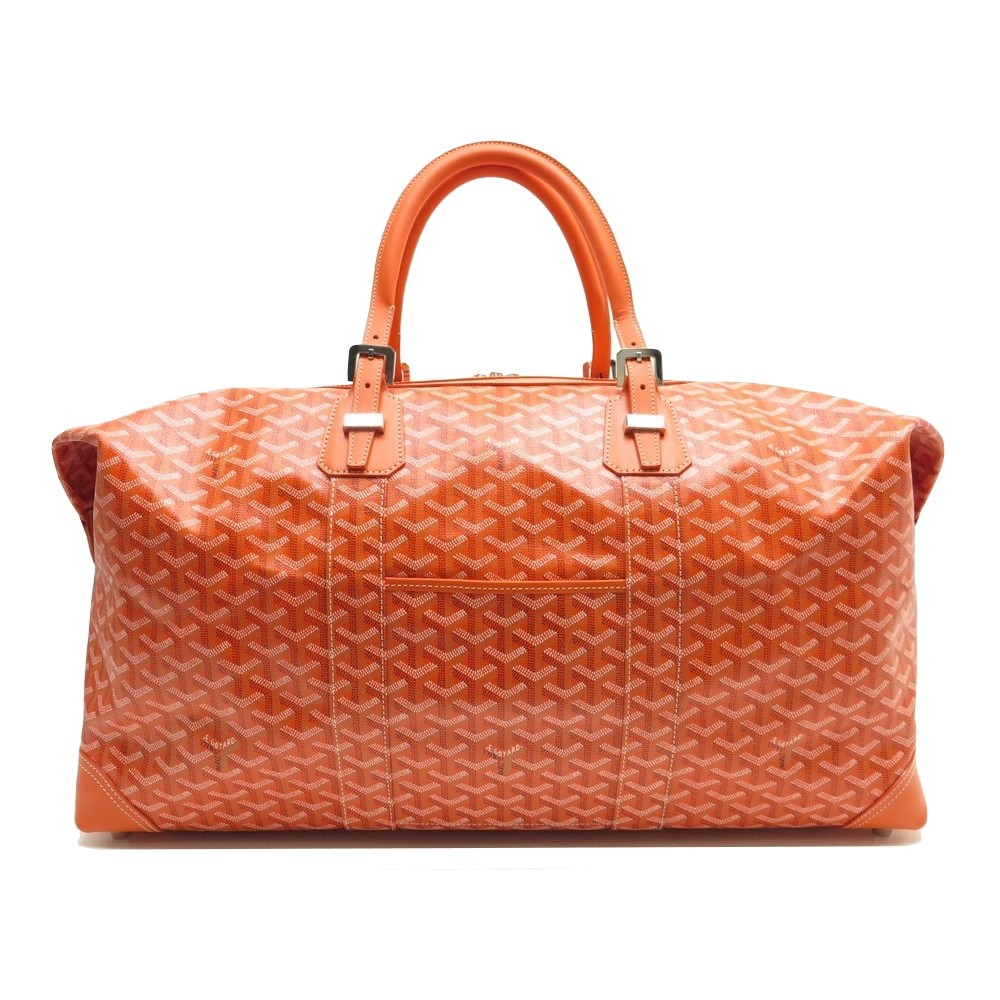 sac de voyage a main goyard boeing 55cm toile. Black Bedroom Furniture Sets. Home Design Ideas