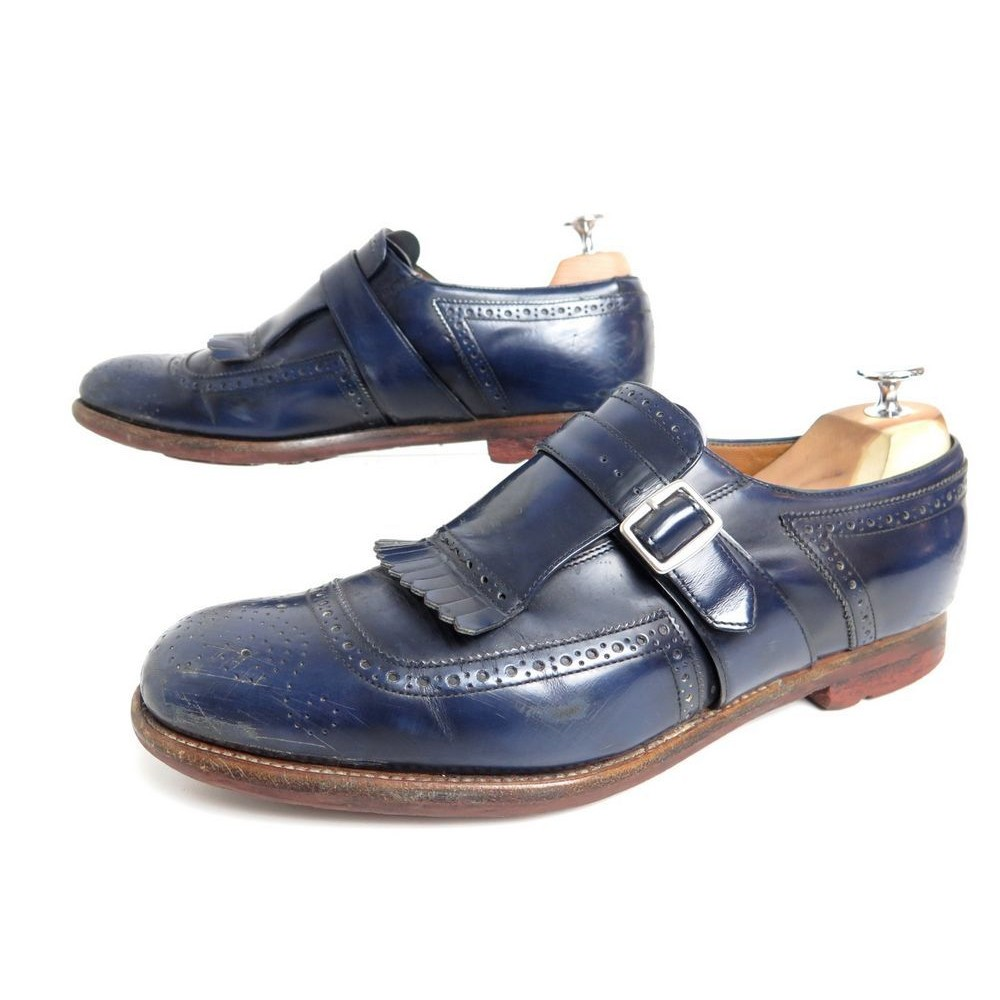 chaussures church 39 s shanghai 7g 41 souliers a. Black Bedroom Furniture Sets. Home Design Ideas