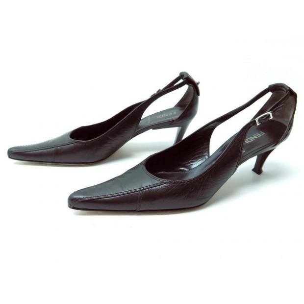 Chaussures - Courts Fendi Tv5HMBw1b