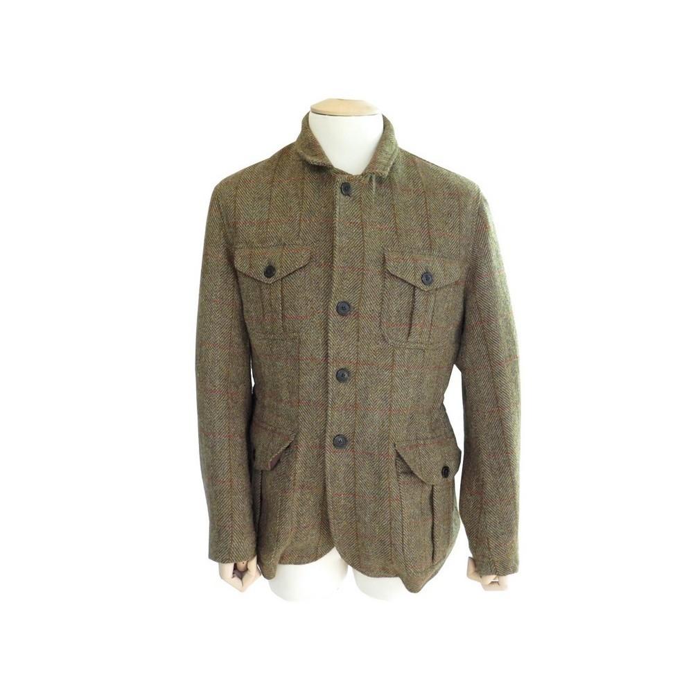 veste en tweed homme harris les vestes la mode sont. Black Bedroom Furniture Sets. Home Design Ideas