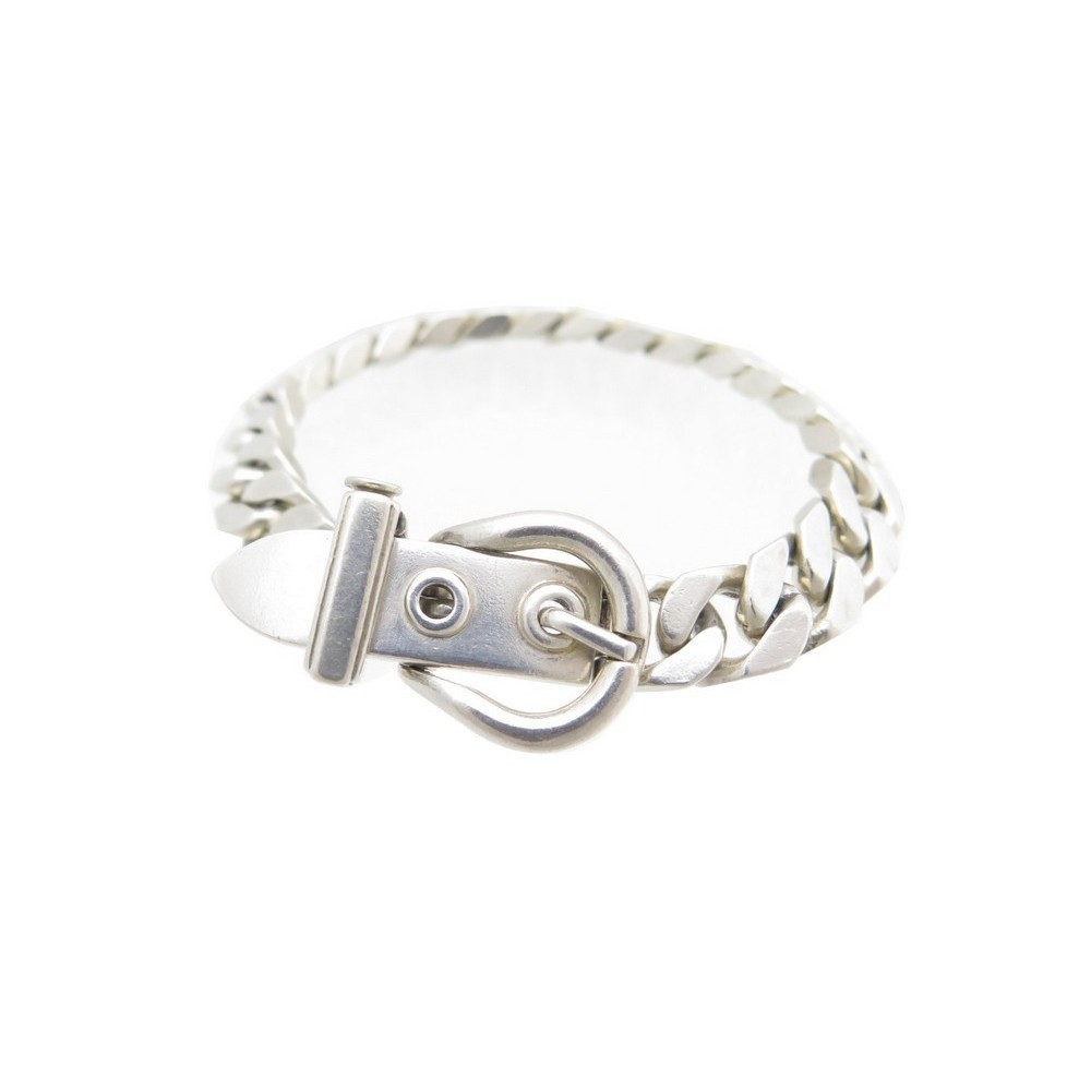 Bracelet Hermes Argent Vintage
