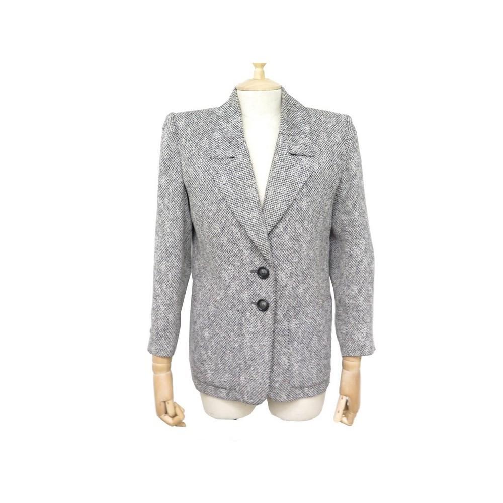 c918d2072c0 veste yves saint laurent s 36 femme en laine