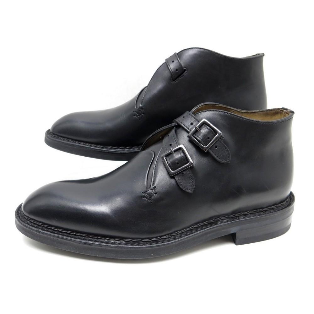 Chaussures Noir Boucles Bhuuvorz 41 Heschung Cuir À 0w5ZOq