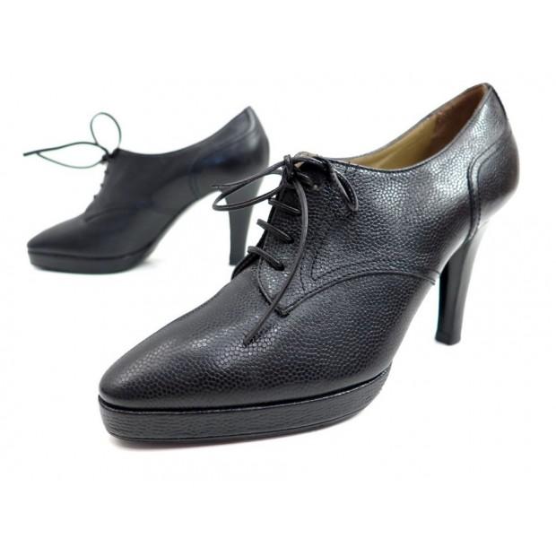 chaussures yves saint laurent escarpins. Black Bedroom Furniture Sets. Home Design Ideas
