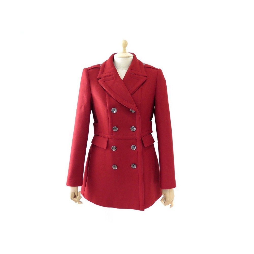 Veste burberry femme 100 laine