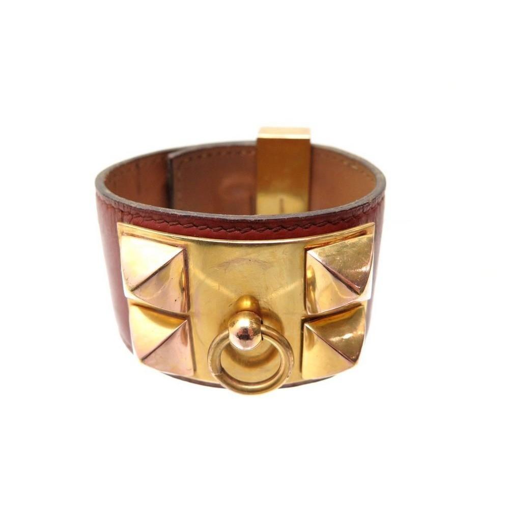 Bracelet Hermes Collier De Chien Medor En Cuir