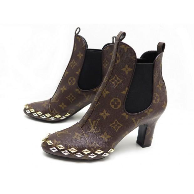 LOUIS VUITTON Short Boots KuP3qrv