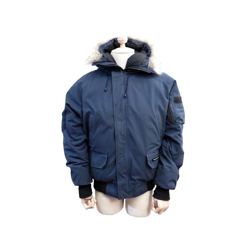 canada goose femme manteau long