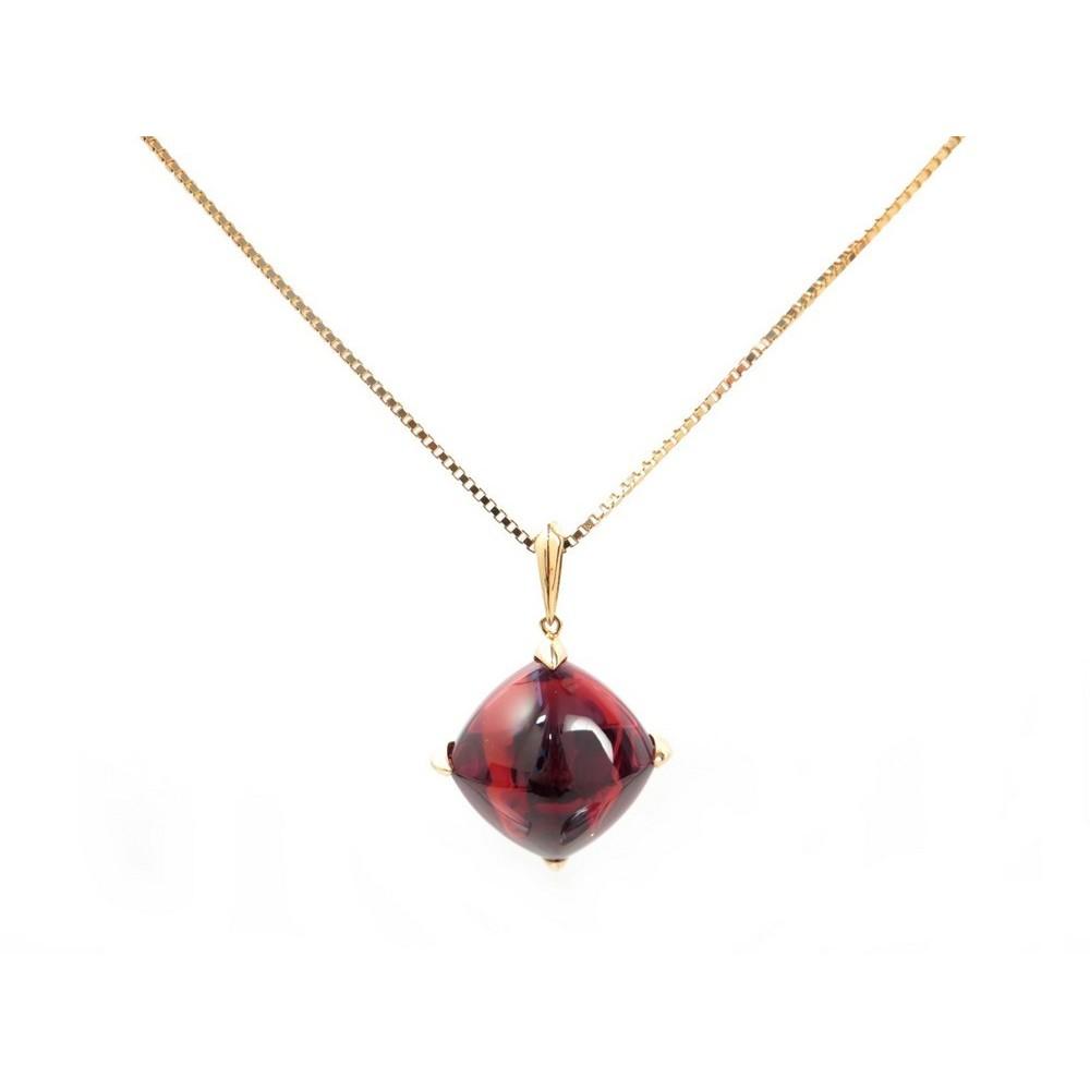 Cristal de baccarat collier cartable a roulette chipie 41 cm