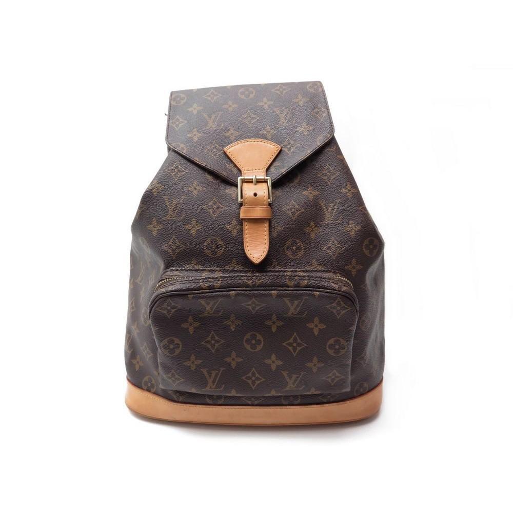 Vintage Louis Vuitton Backpack Purse- Fenix Toulouse Handball 7467e583a5