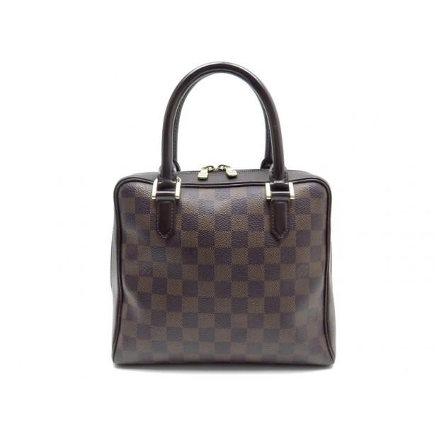 NETTOYAGE SAC A MAIN LOUIS VUITTON Brera N51150 Handbag Damier Ebene
