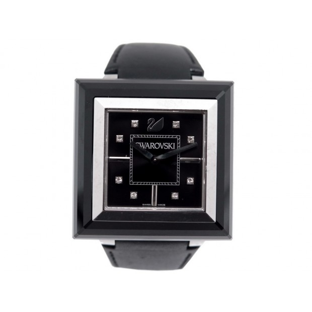 MONTRE SWAROVSKI ROCK N LIGHT BASELWORLD 2010 1047355 40 MM QUARTZ WATCH 900€