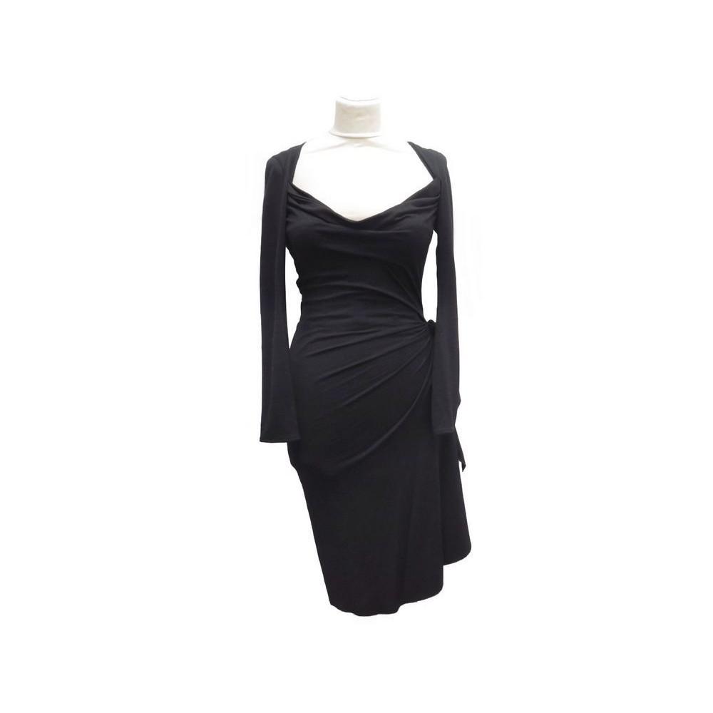 Robe Bustier Louis Vuitton Taille 38 M En Laine