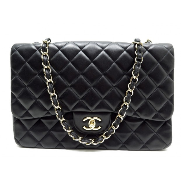 41aa07587df73e sac a main chanel timeless grand classique dore jumbo