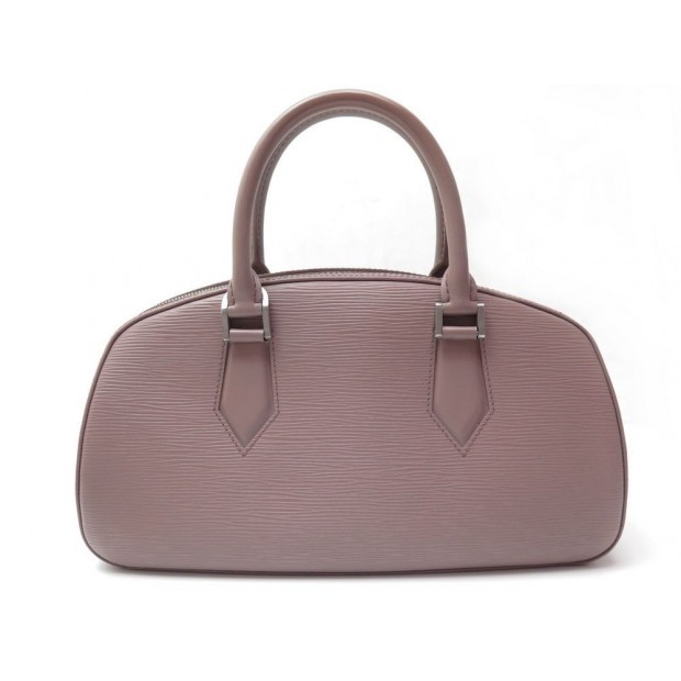 SAC A MAIN LOUIS VUITTON JASMIN EN CUIR EPI LILA VIOLET PURPLE LEATHER BAG 1350€