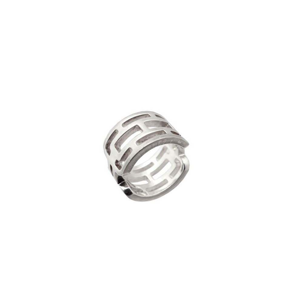 41bb584aef8f BAGUE HERMES ARCANE T 52 ARGENT MASSIF 925 BIJOUX SILVER RING JEWELL BOITE  450€. Loading zoom