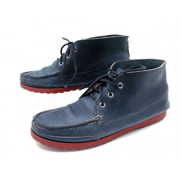 CHAUSSURES QUODDY CHUKKA CUIR SUEDE 11.5 45.5