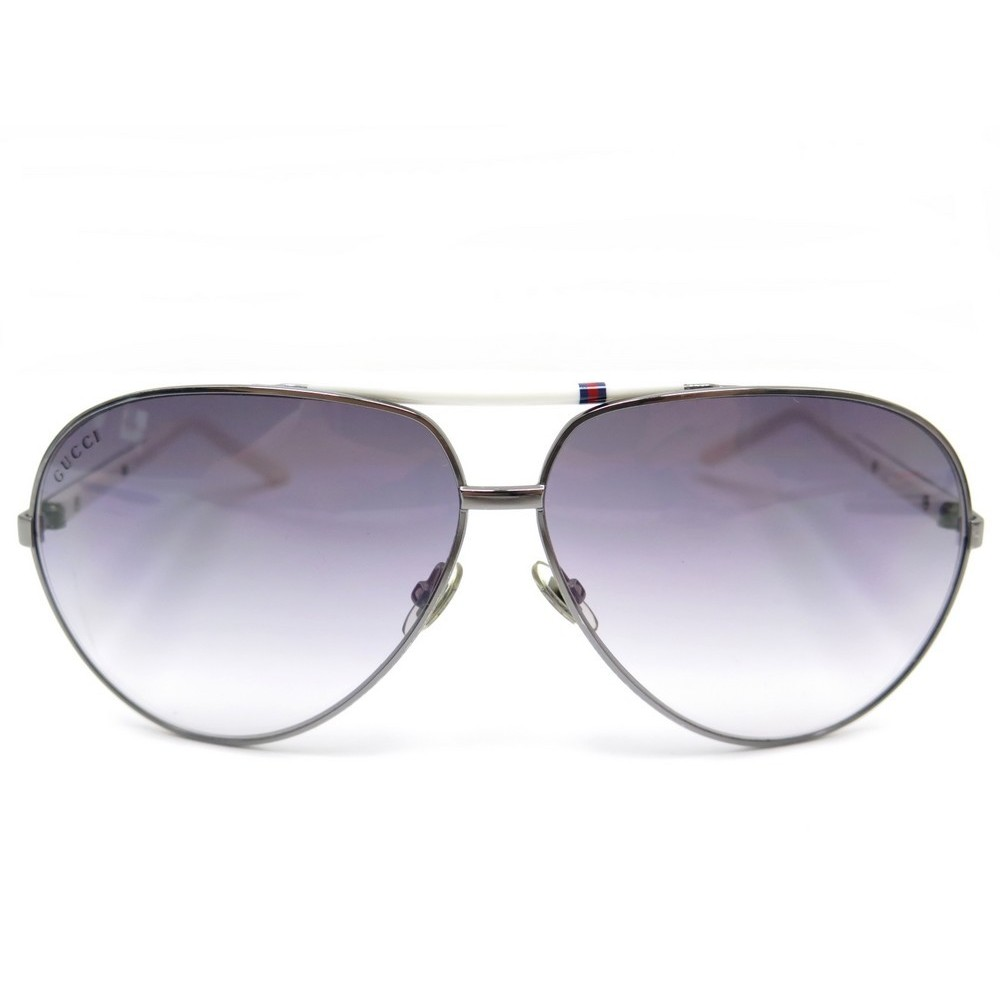 LUNETTES DE SOLEIL GUCCI AVIATOR AVIATEUR. Loading zoom 426be06be0bf