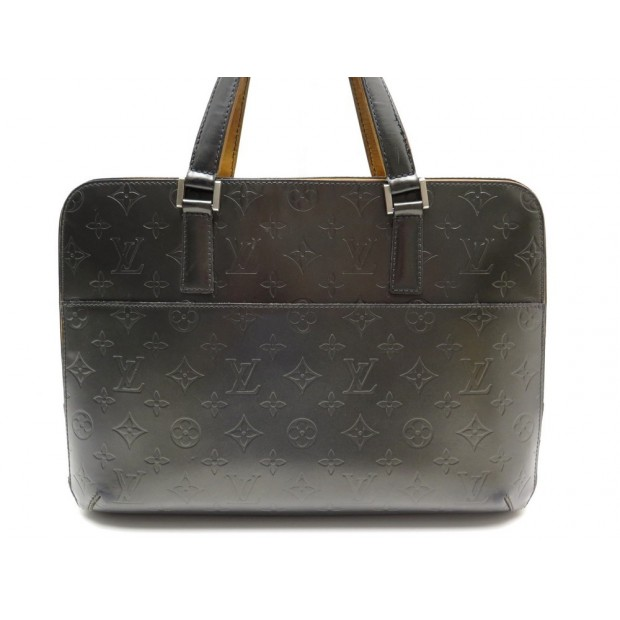 SAC CARTABLE A MAIN LOUIS VUITTON MALDEN BUSINESS EN CUIR MONOGRAM MAT BAG 1330€