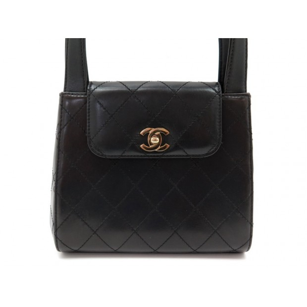 sac a main chanel timeless a double poignee cuir 27b4dea2f00