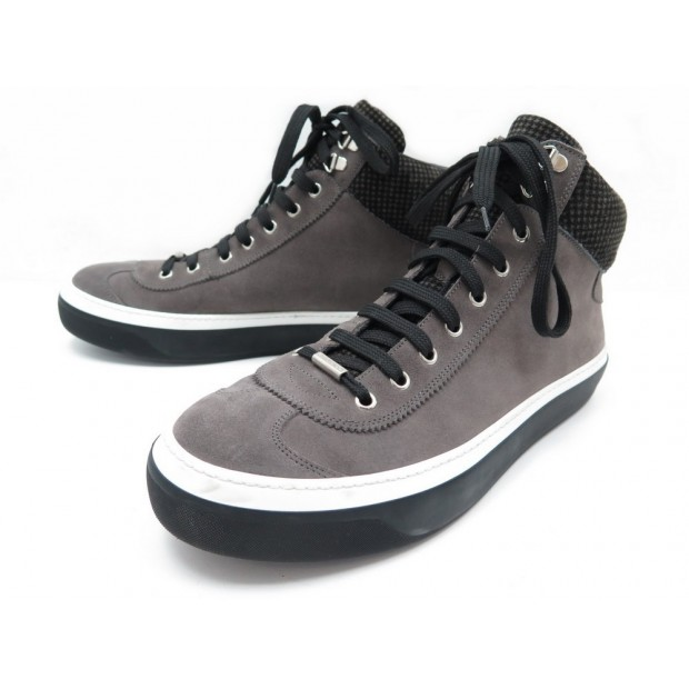 NEUF CHAUSSURES JIMMY CHOO ABSKETS MONTANTE 43.5
