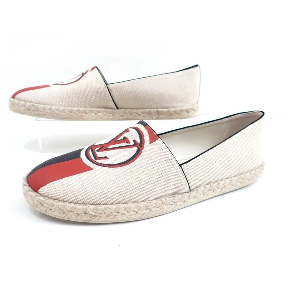 NEUF CHAUSSURES ESPADRILLES LOUIS VUITTON FEMME 39.5. Loading zoom b057fa7a607