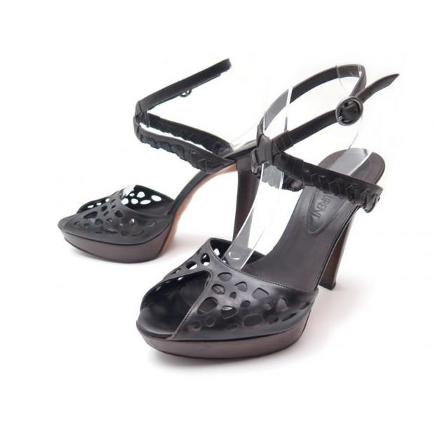 Yves Saint 39 A Sandales Talons Laurent 5 Chaussures 0wnPkO