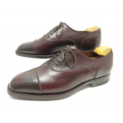 VINTAGE CHAUSSURES CHURCH'S MASTERCLASS RICHELIEU 7.5F 41.5 MARRON SHOES 620€