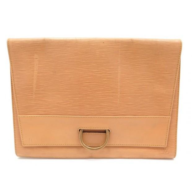 507e2789a56f0 Sac A Main Louis Vuitton Porte Document Pochette Cuir