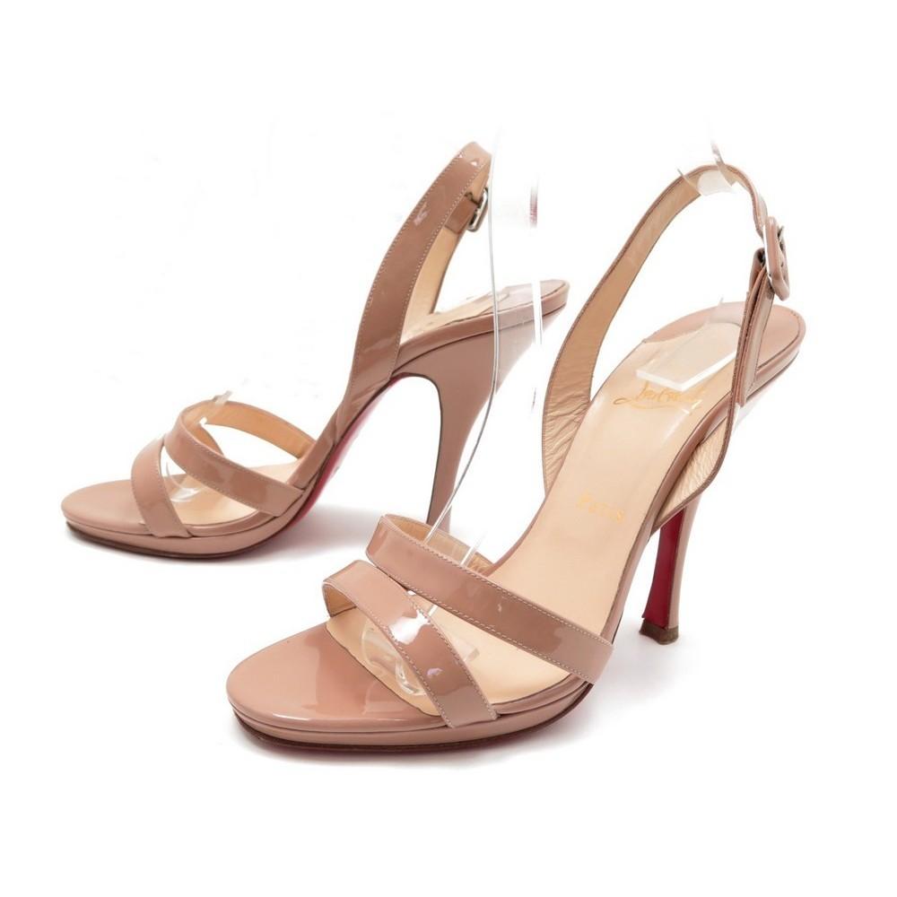 Louboutin Fine Romance Chaussures Christian 120 cK1JlF3T