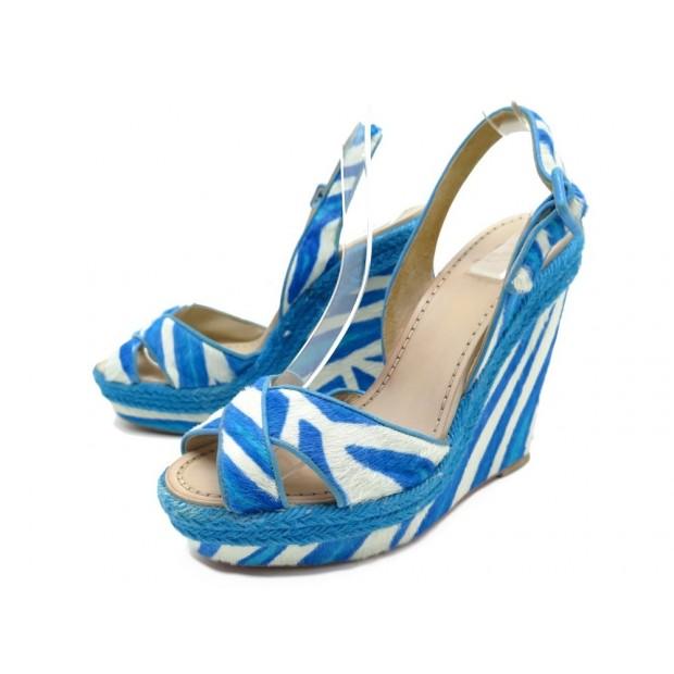 Chaussures Christian Louboutin Espadrilles 40 Sandales