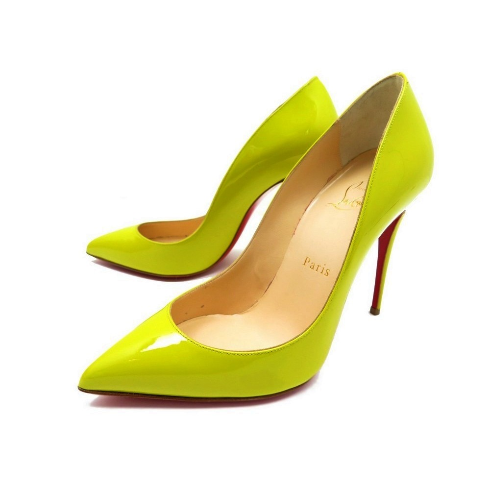 grossiste 2c6f1 7c6bc chaussures christian louboutin so kate 37