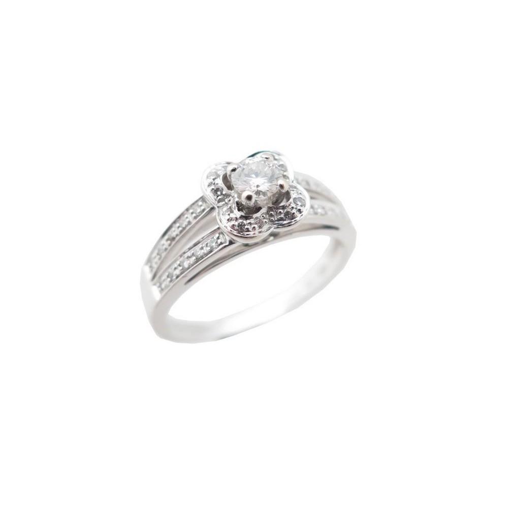 Of Bague Blanc N2 Or Diamants Love Chance Mauboussin UqGSpzMV