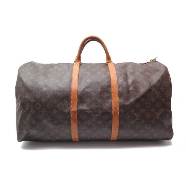 bf28d28a688 sac de voyage a main louis vuitton keepall 60 monogram