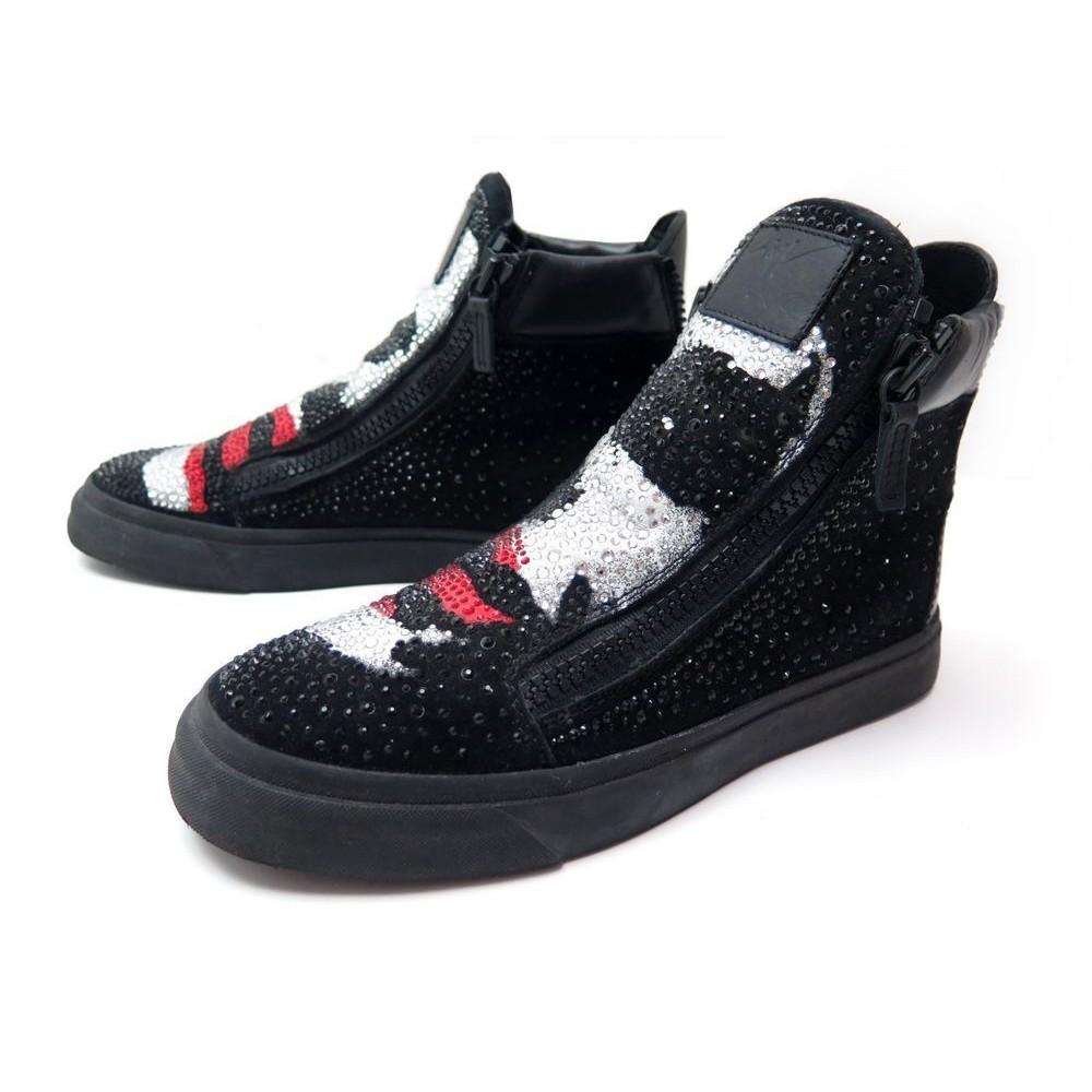 chaussures giuseppe zanotti joker montantes 40 it 41
