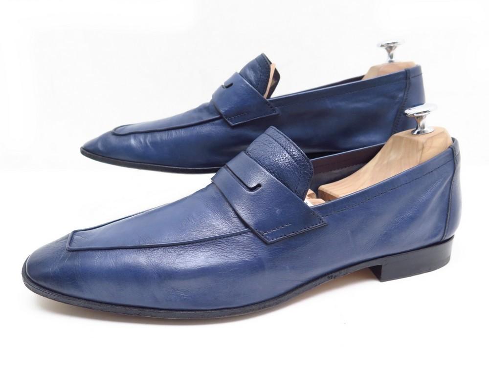 remini berluti cuir kangourou chaussures lorenzo WQrCdxBoe