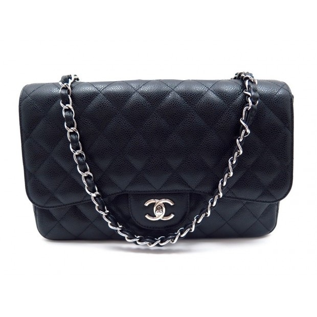 0532d190fb sac a main chanel grand timeless jumbo classic