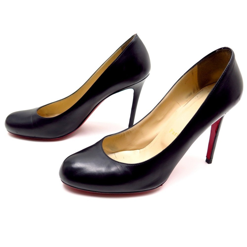 chaussure louboutin noir