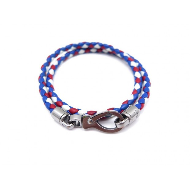 Bracelet Tod S Mycolors Cuir Tresse