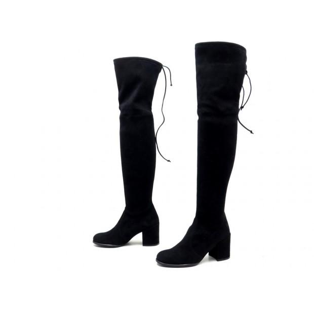 design intemporel fc1c6 8238f chaussures stuart weitzman the lowland boot bottes