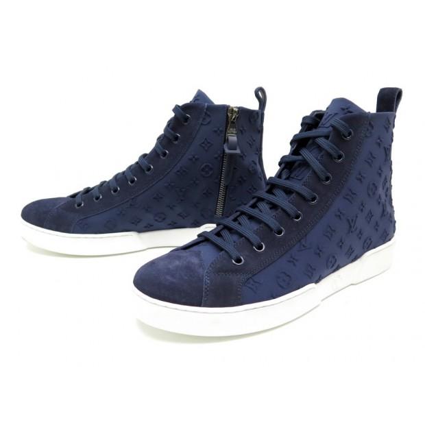 basket louis vuitton stellar sneaker boot 8d67ef05360