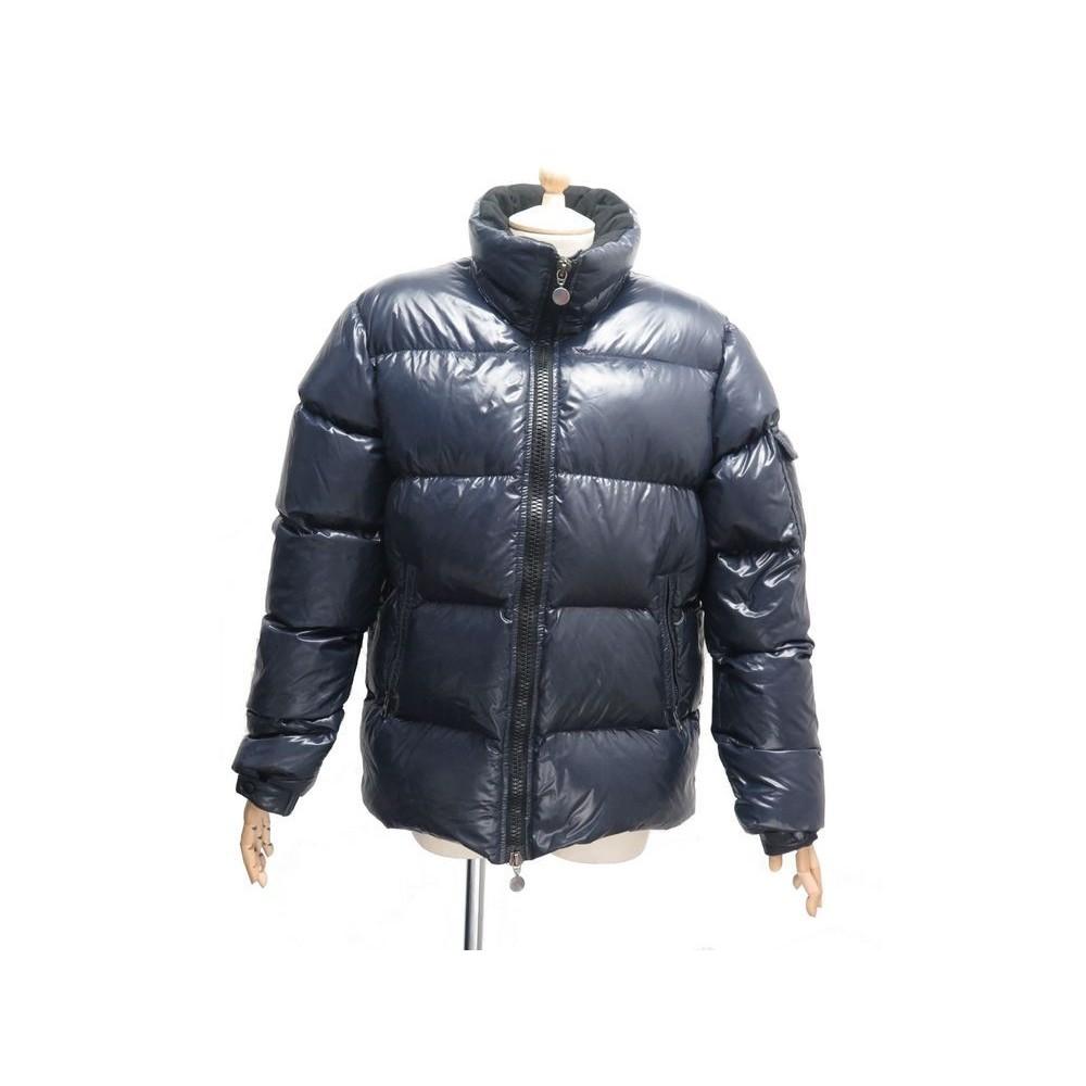 sélection premium 08a57 41832 doudoune blouson moncler himalaya t4 xl 44 femme bleu